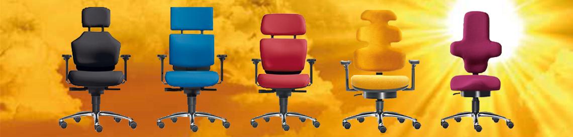 Bürostuhl-Bodensee - zu unseren Designer Drehstuehlen